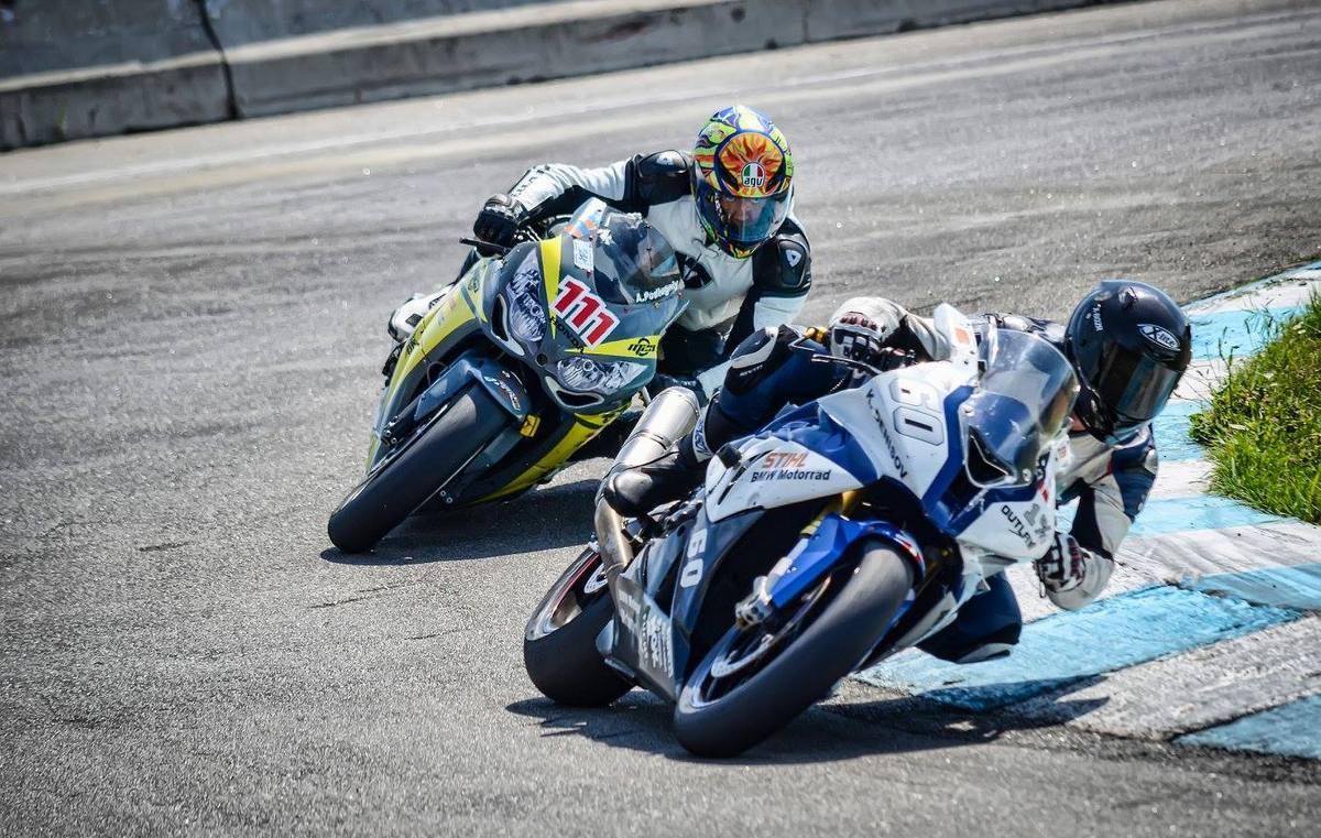 Чемпионат Украины по шоссейно-кольцевым мотоциклетным гонкам пройдет в 5 этапов на автодроме Чайка