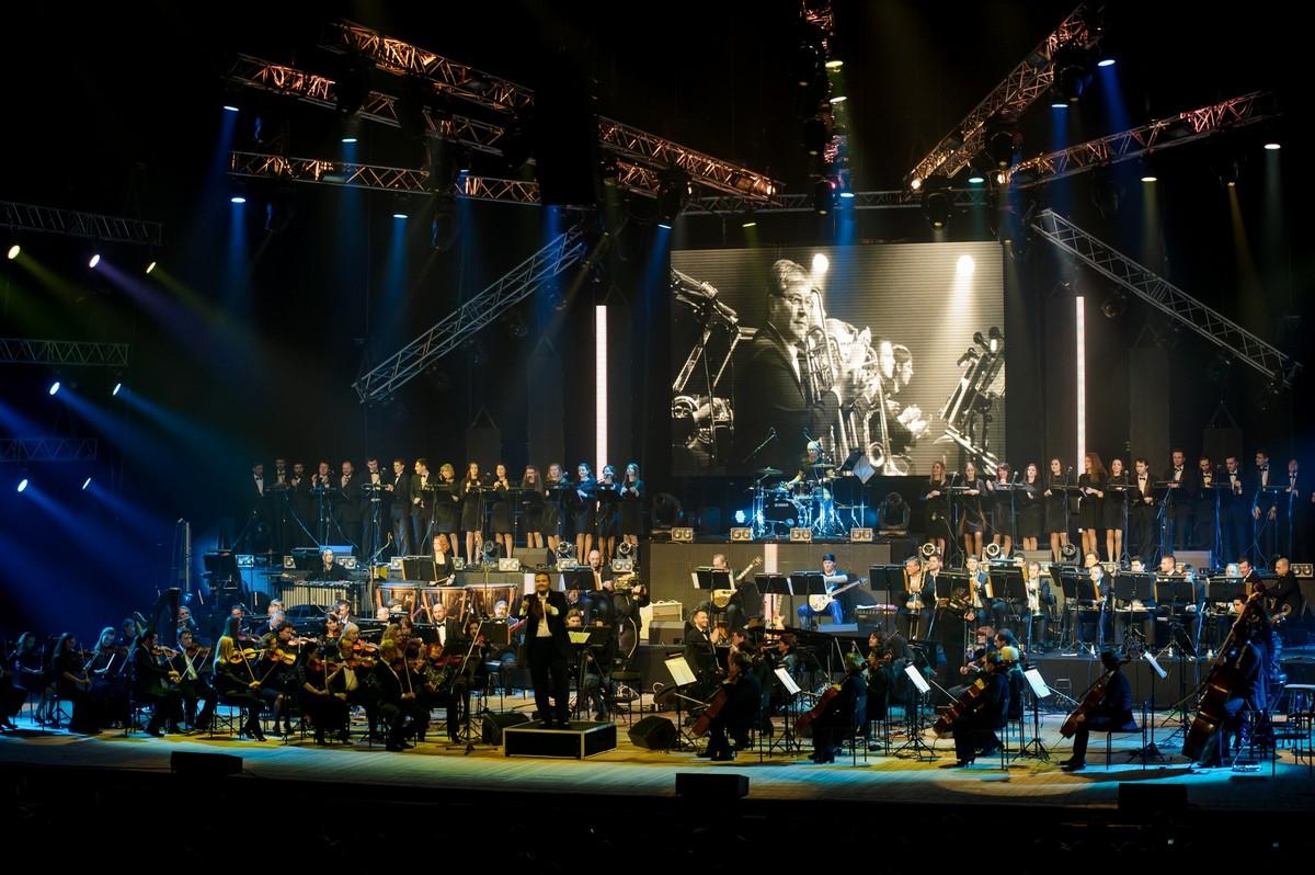 Для зрителей прозвучат композиции, давно вошедшие в золотой рок-фонд человечества