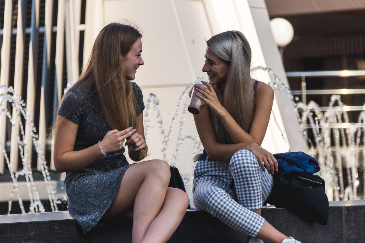 Хорошие разговоры лучше не откладывать