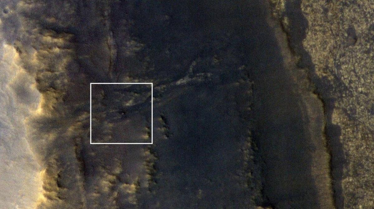 В НАСА нашли потерянный марсоход Opportunity