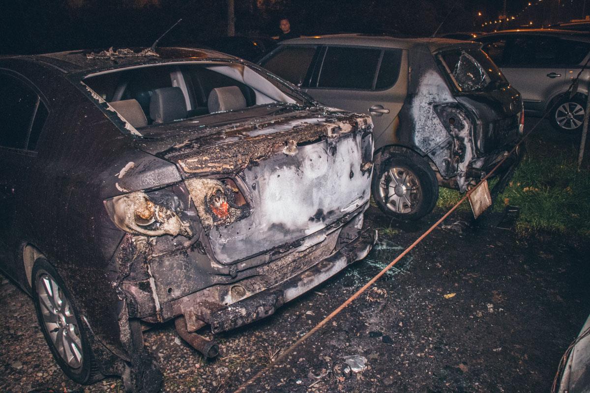 К счастью, в результате пожара никто не пострадал