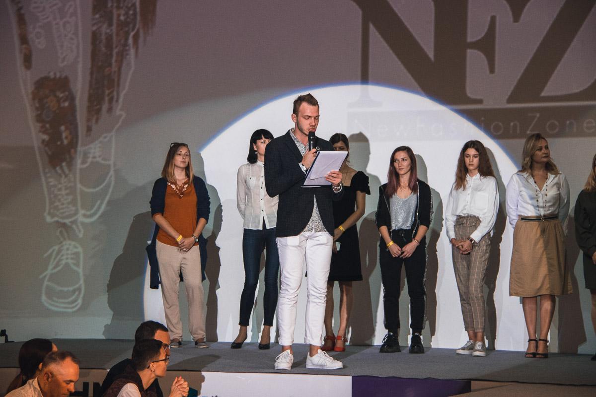 В финале 40 дизайнеров соревнуются за победу в разных номинациях