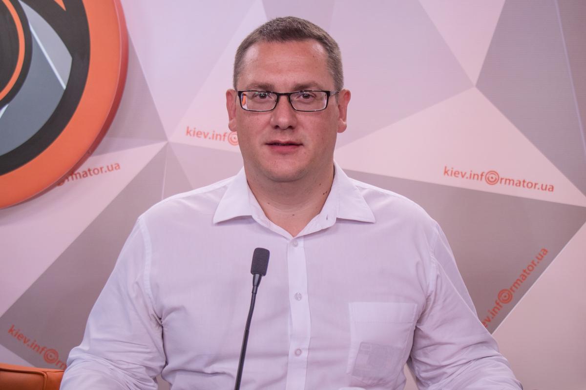 Заместитель председателя совета - заведующий отделом по правовым вопросам Киевского городского профсоюза работников здравоохранения Сергей Кубанский