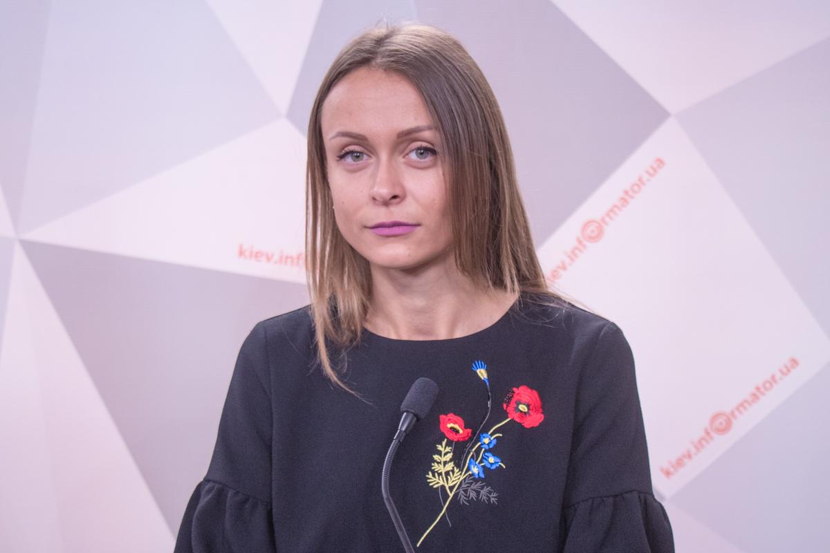 Депутат Киевсовета, член постоянной комиссии Киевсовета по вопросам здравоохранения Марина Кочур