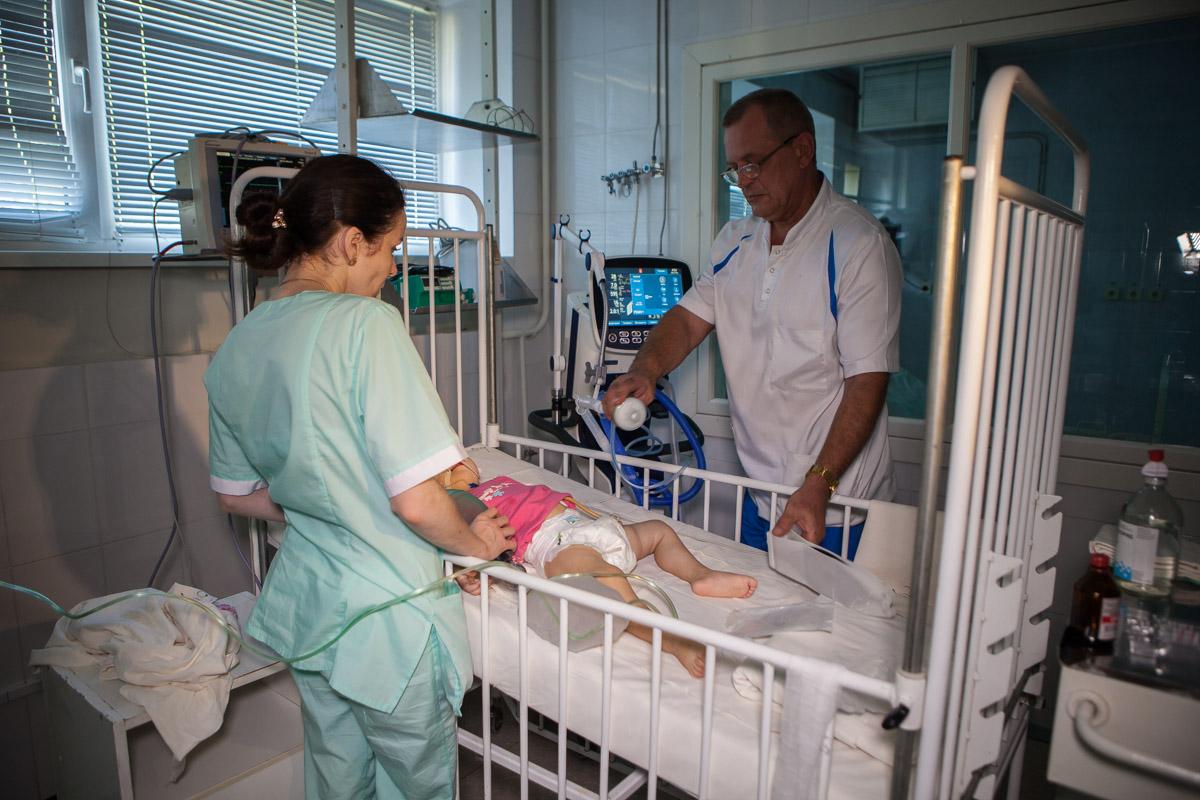 Новое оборудование будет спасать жизни