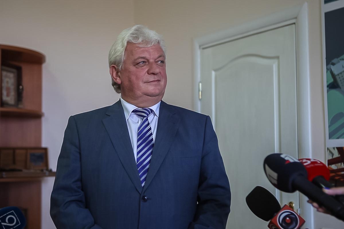 Владимир Мацак, директор Днепровского регионального управления ПриватБанка.
