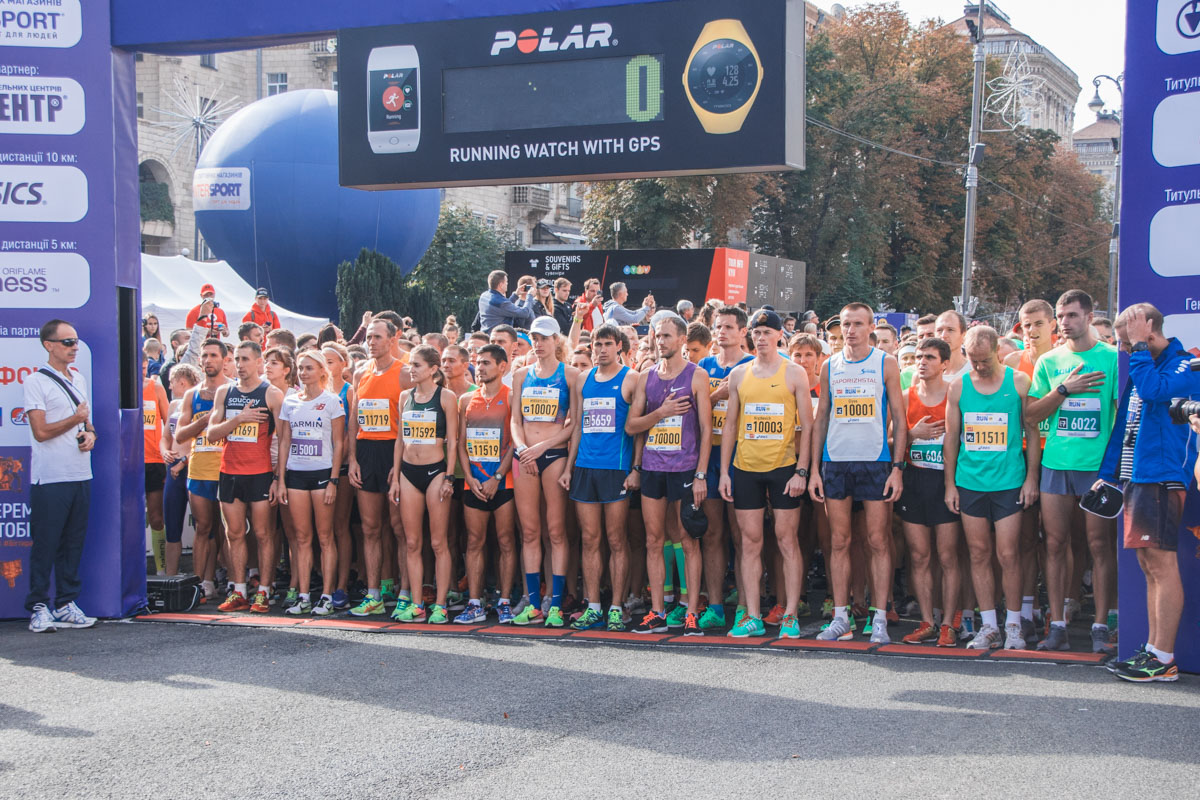 Участники ждут старта соревнований