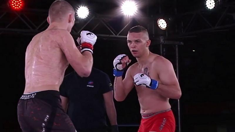 Алексей Федонов, в рамках турнира WFL победил соперника из Китая