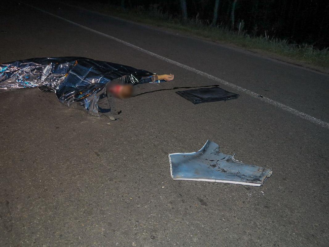 В городе Ирпень произошла смертельная авария с участием автомобиляRange Rover и пешехода