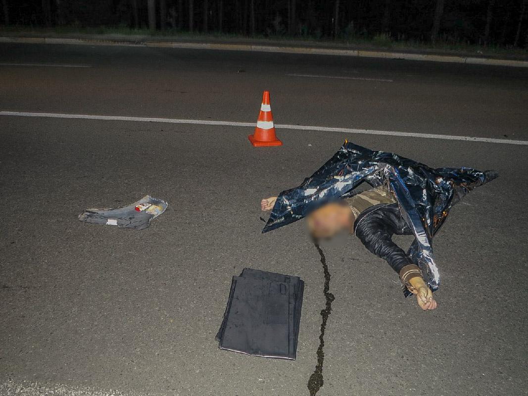 ДТП произошло в четверг, 13 сентября, около 21:00