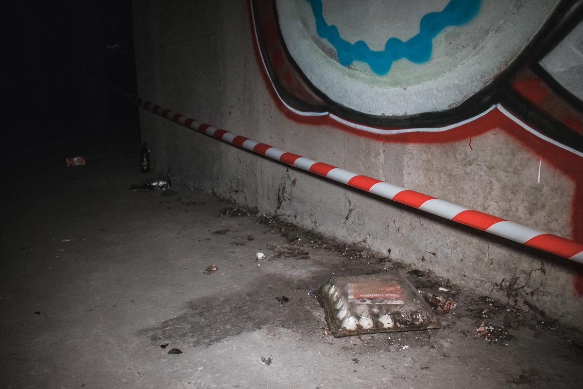 28 сентября на Подоле обнаружили труп парня