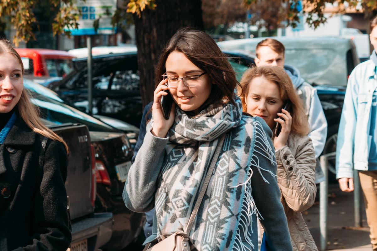 Без телефона - как без рук