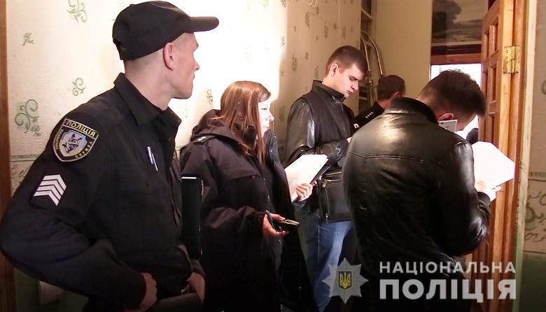 В квартире в центре Киева обнаружили труп пожилого мужчины