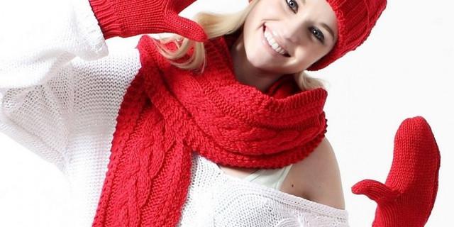 Октябрь - самое время запасаться теплыми свитерами