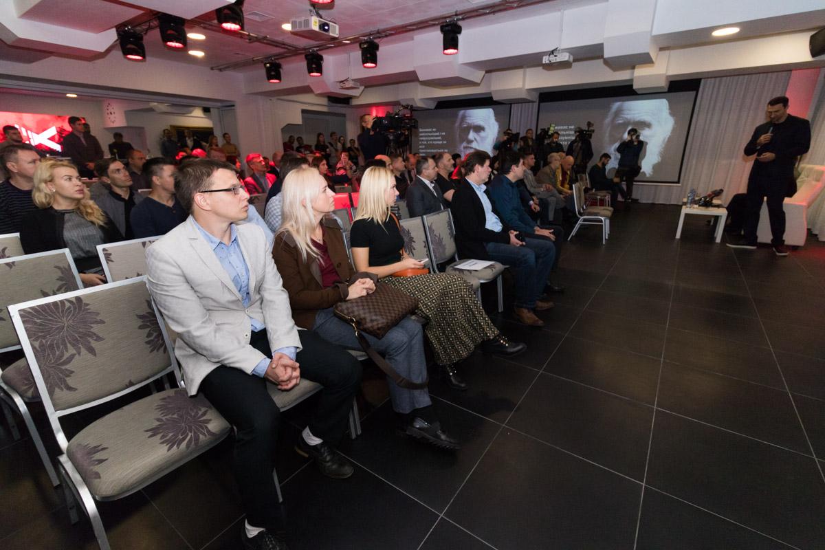 29 октября Владимир Кличко показал жителям столицы новый спортивный портал