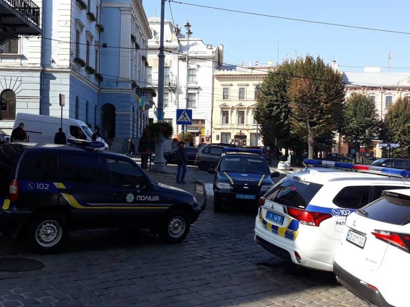 В Черновцах случилось разбойное нападение