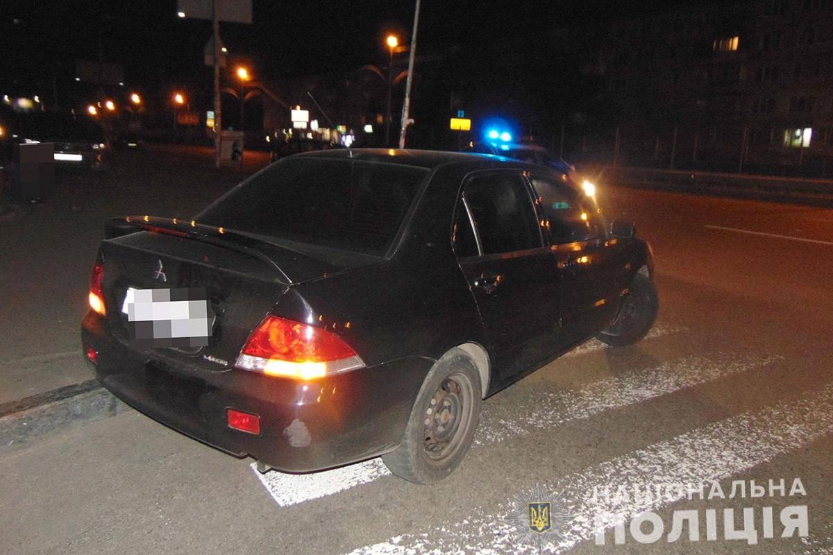 В Киеве 8 октября произошло нападение на водителя такси
