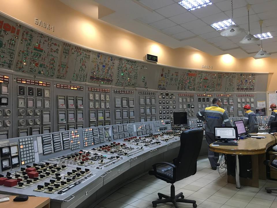 Работа на ТЭЦ-6 идет полным ходом