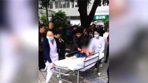 39-летняя женщина напала на детский сад и ранила 14 детей