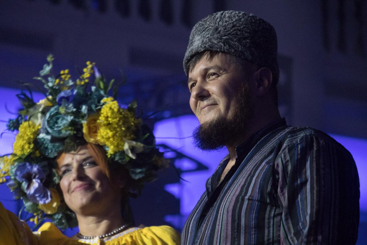 Торжественный вечер приурочили ко Дню защитника Украины