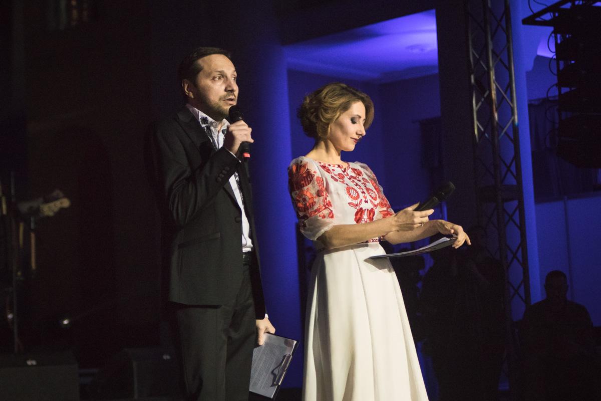 Юрий Стец, министр информационной политики, сказал, что такой проект не должен ограничиваться одним вечером