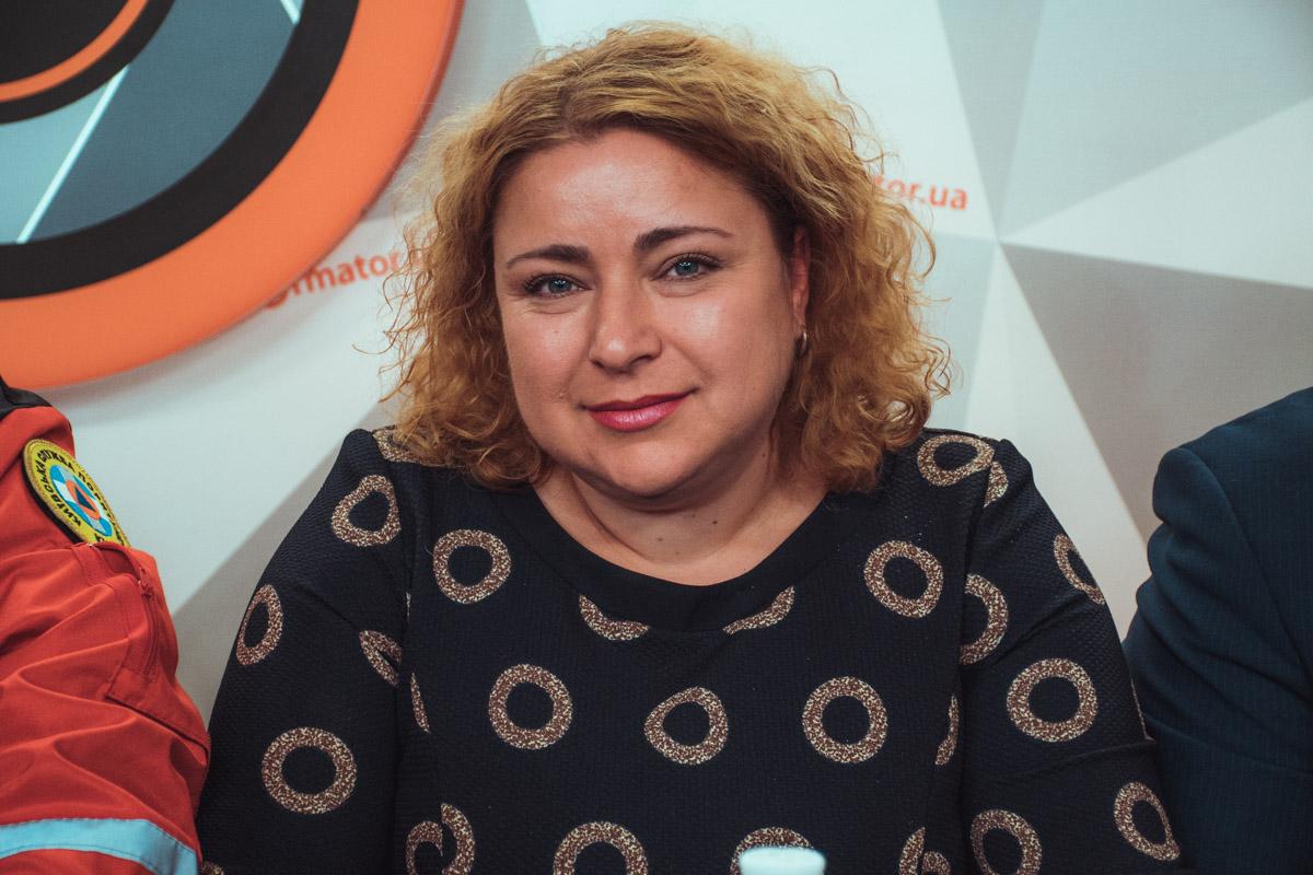Директор киевской гимназии Алевтина Багинская рассказала о безопасности в школах
