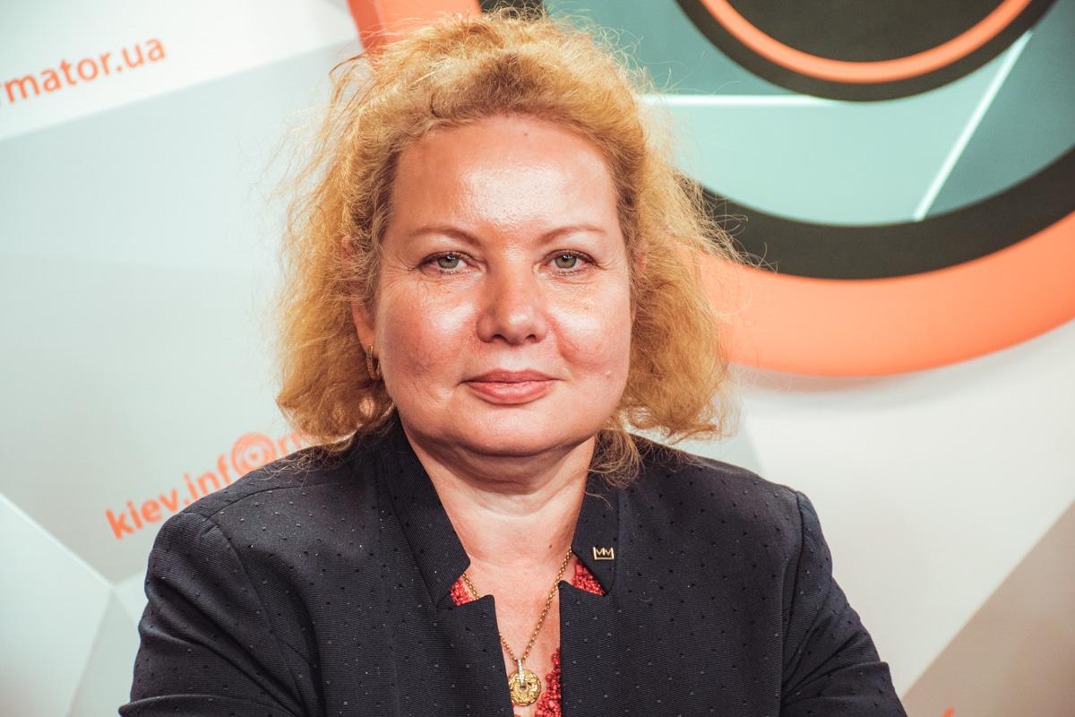 Ирина Тихомирова, президент Бизнес-школы МИМ (главный образовательный партнер конкурса «Главный врач 2018»)