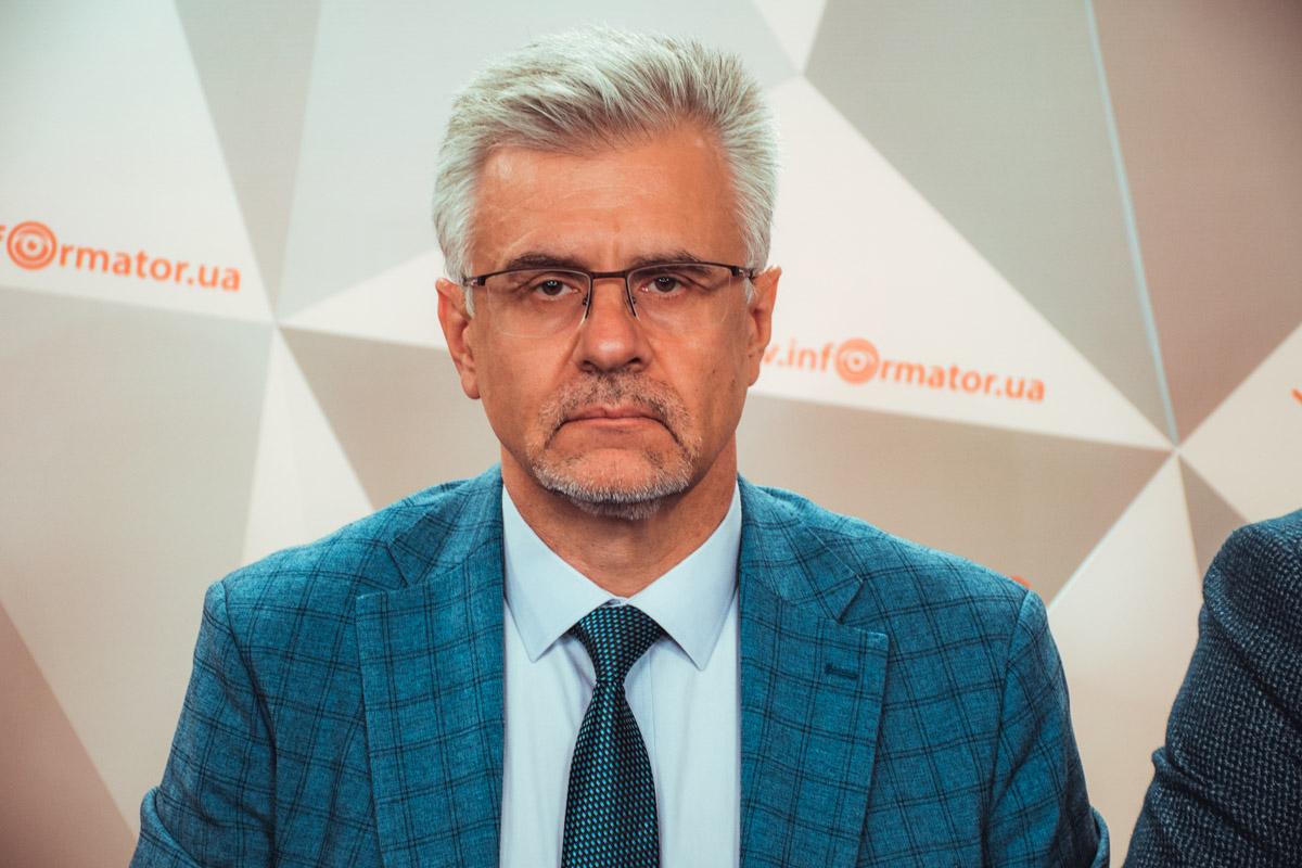 Валерий Кидонь, медицинский консультант сети медицинских лабораторий «Синево» в Украине (генеральный партнер конкурса «Главный врач года 2018»), эксперт рынка охраны здоровья