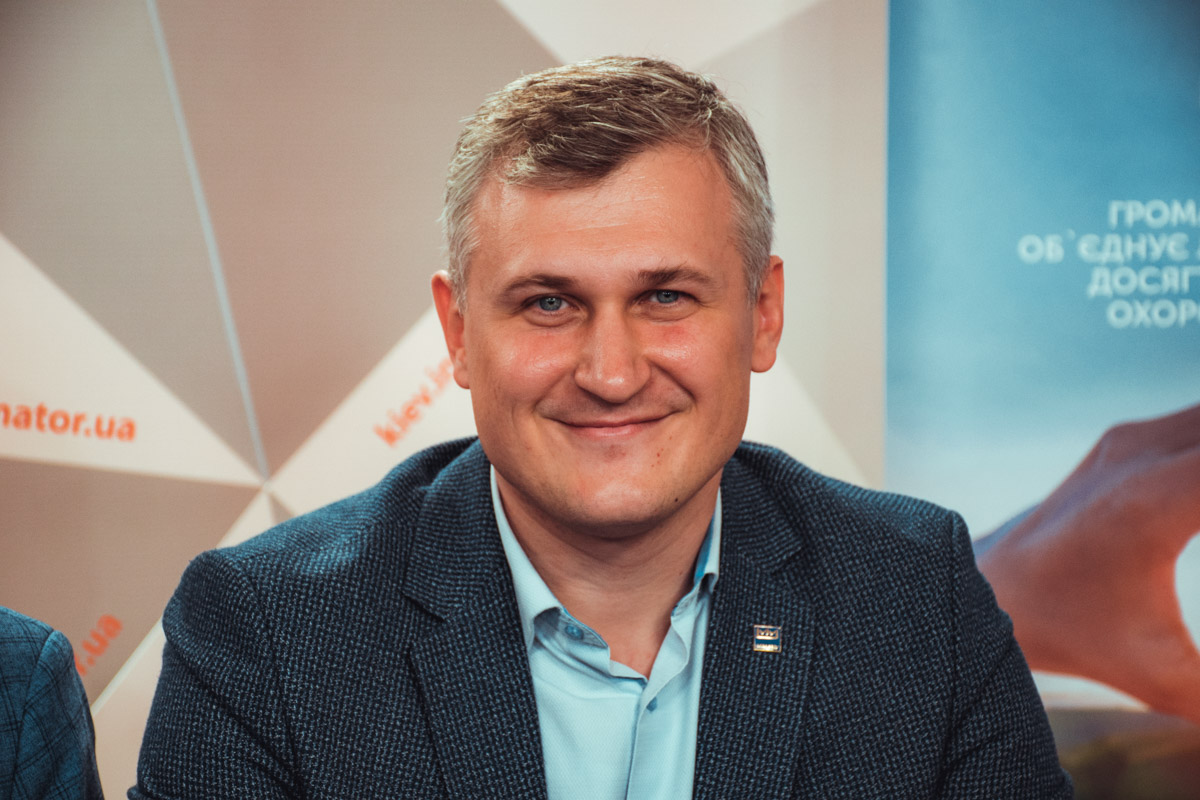 Тимофей Бадиков, Председатель Правления общественной организации «Платформа здоровья »(организатор конкурса)