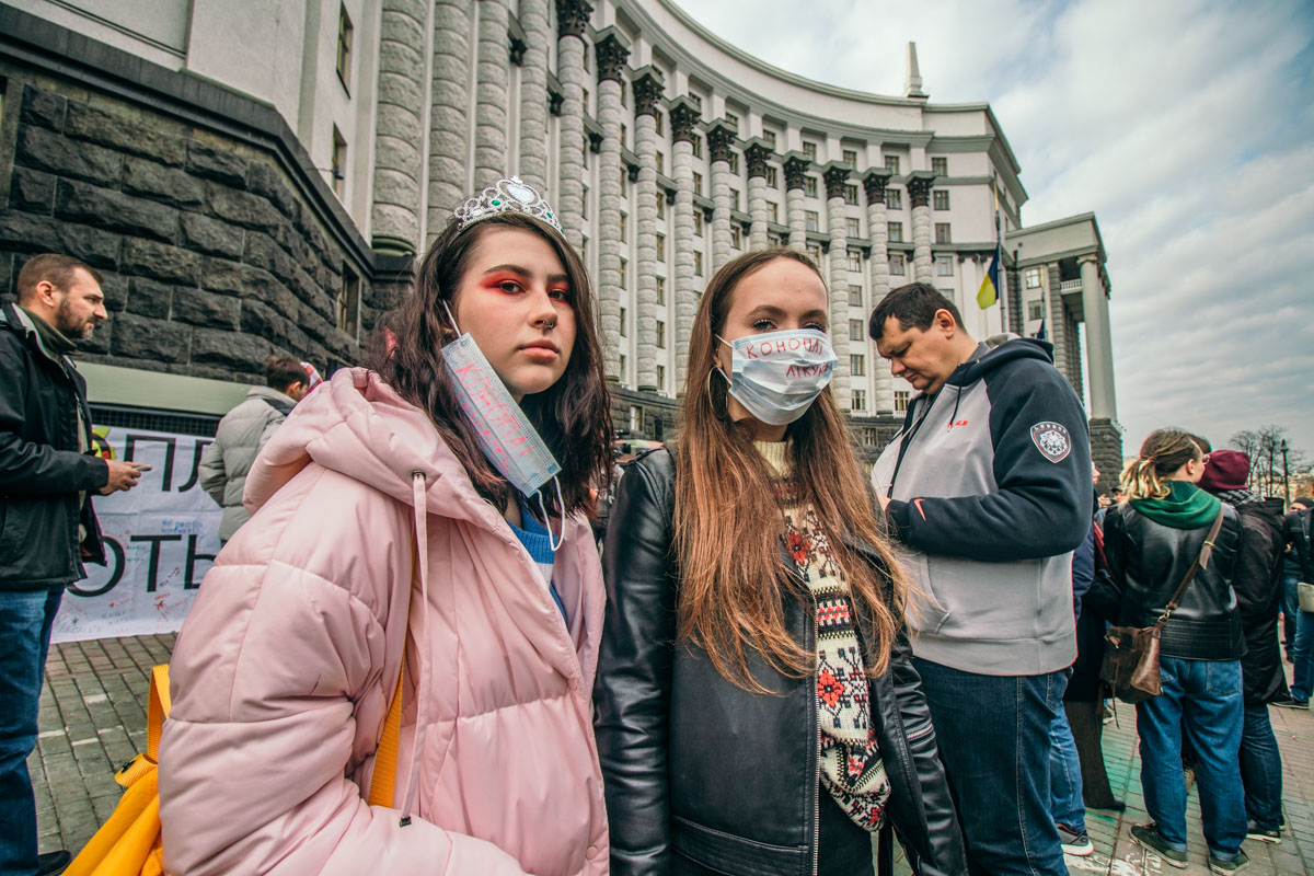 В Украине за хранение 5 грамм канабиса предусмотрена административная ответственность