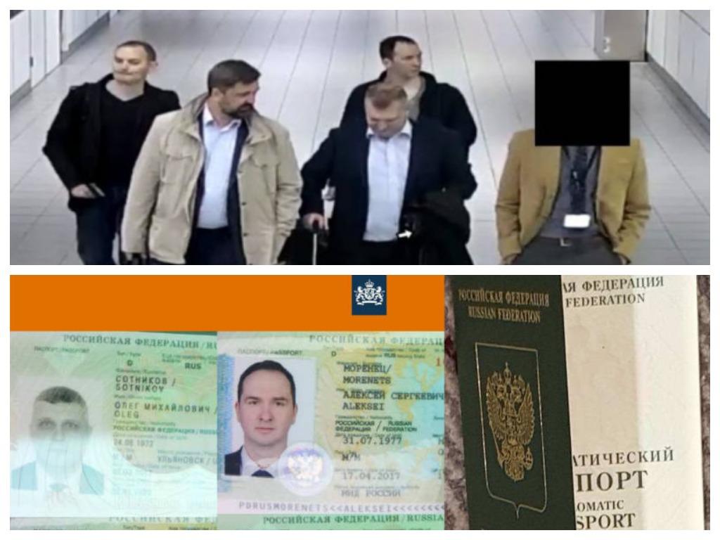 Нидерланды обвиняют РФ в шпионаже
