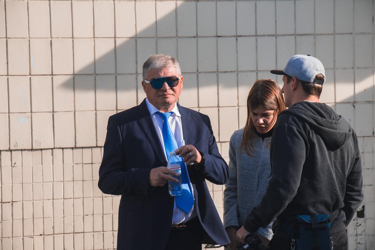 Ситуацию прокомментировал экс-министр транспорта Евгений Червоненко