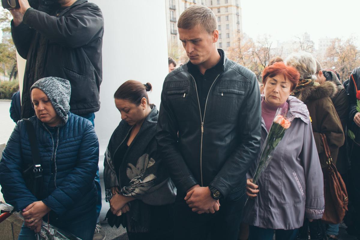 Настоящая трагедия для всех жителей Украины
