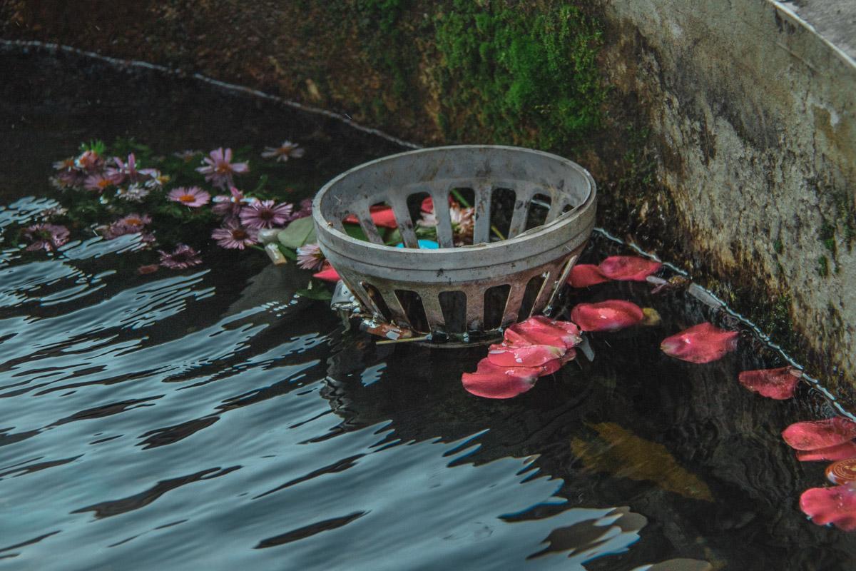 Планируется отремонтировать и очистить чашу фонтанного комплекса
