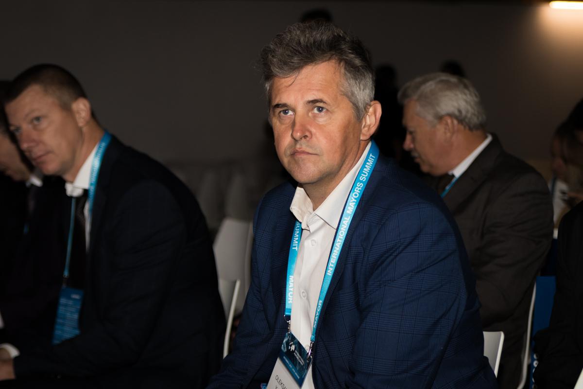 Съезд мэров проводят в Киеве уже третий раз