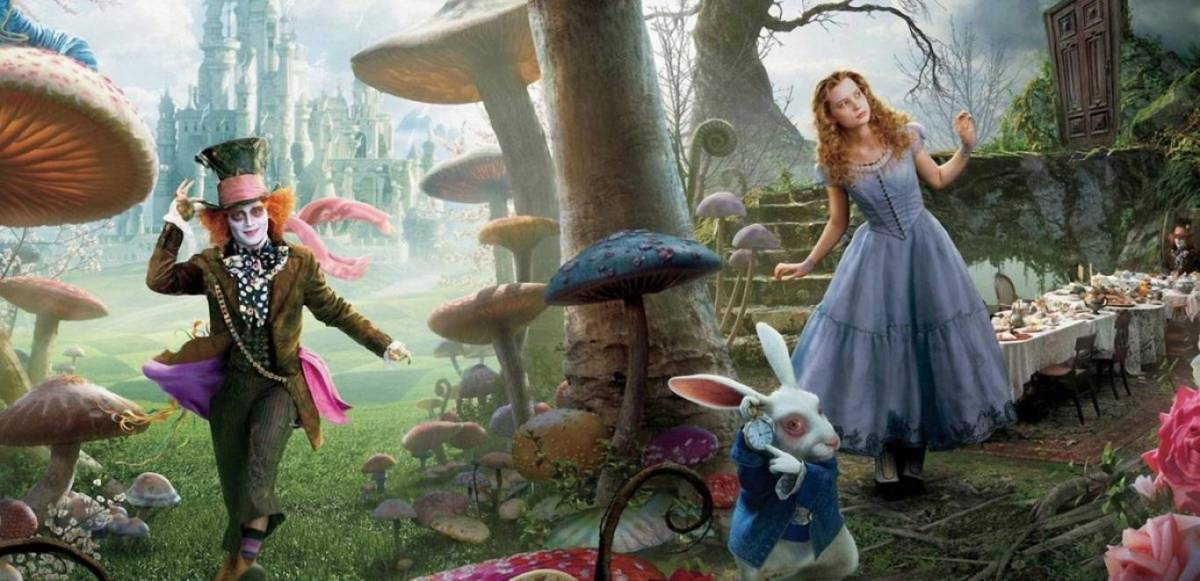 Алиса и фантастическое путешествие