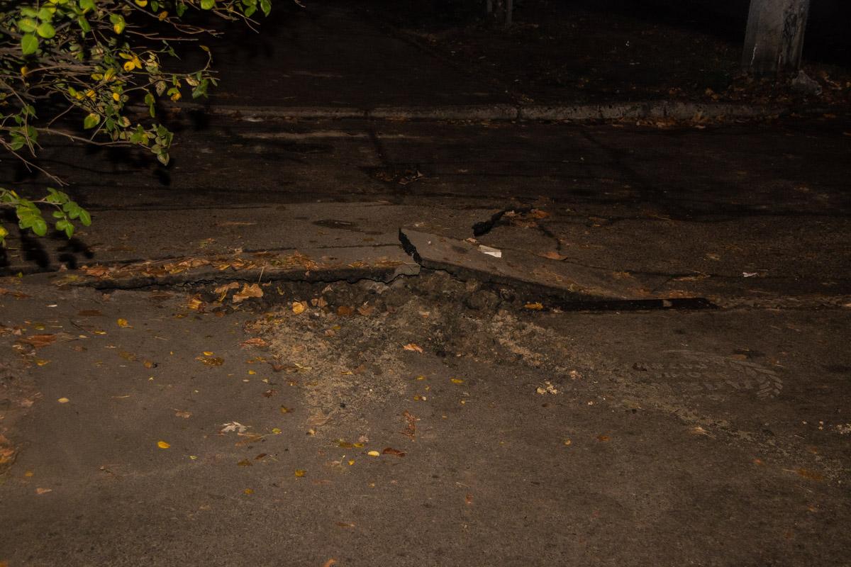 29 октября в Киеве на улице Ивана Кудри прогремел взрыв