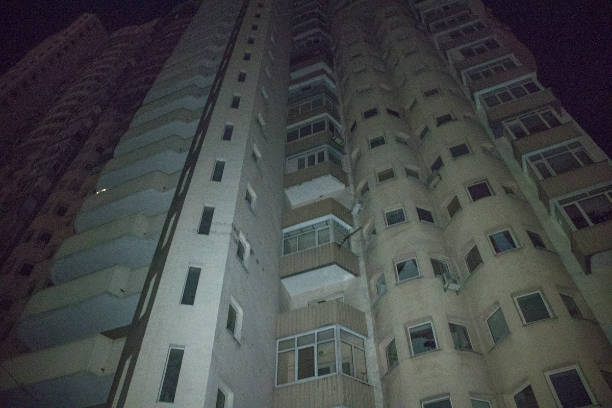 Комплекс находится по адресу Харьковское шоссе 19А