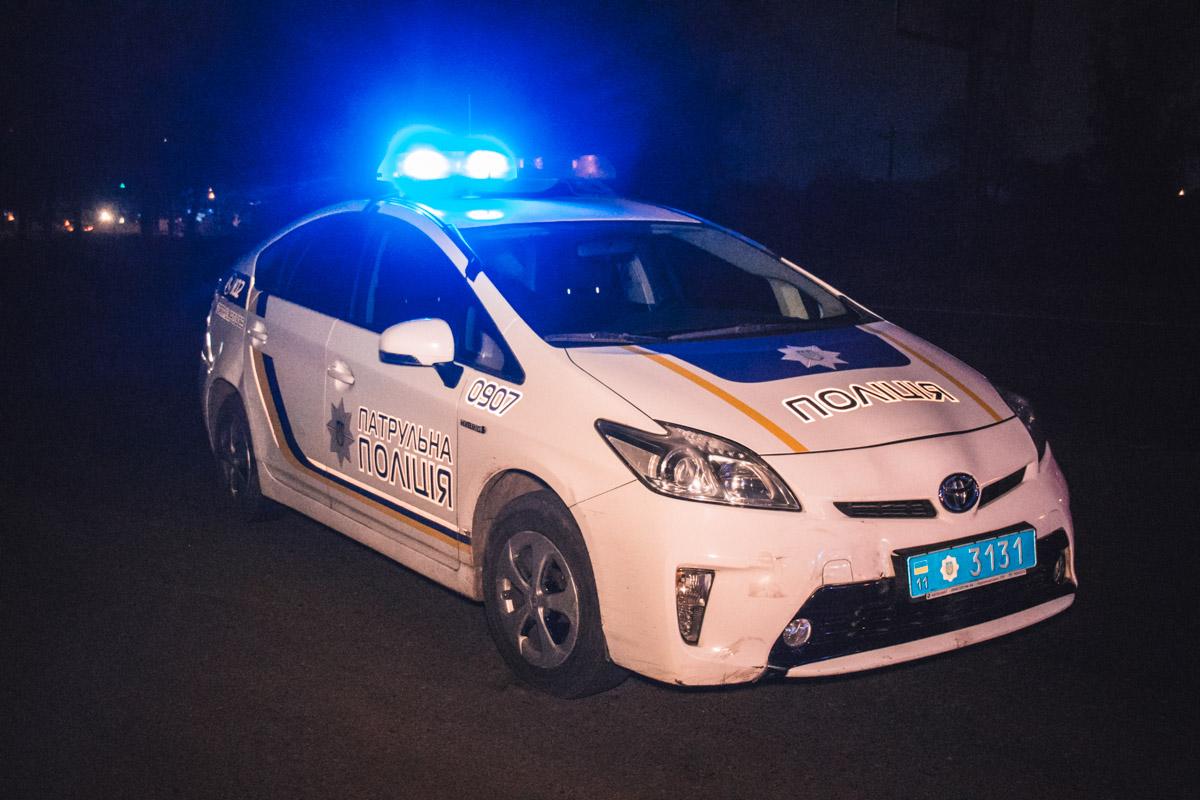 Полицию вызвали очевидцы