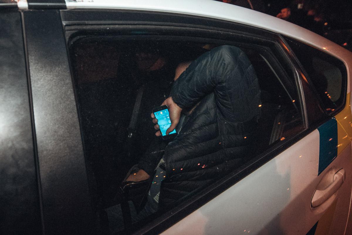 У водителяSubaru были явные признаки алкогольного опьянения