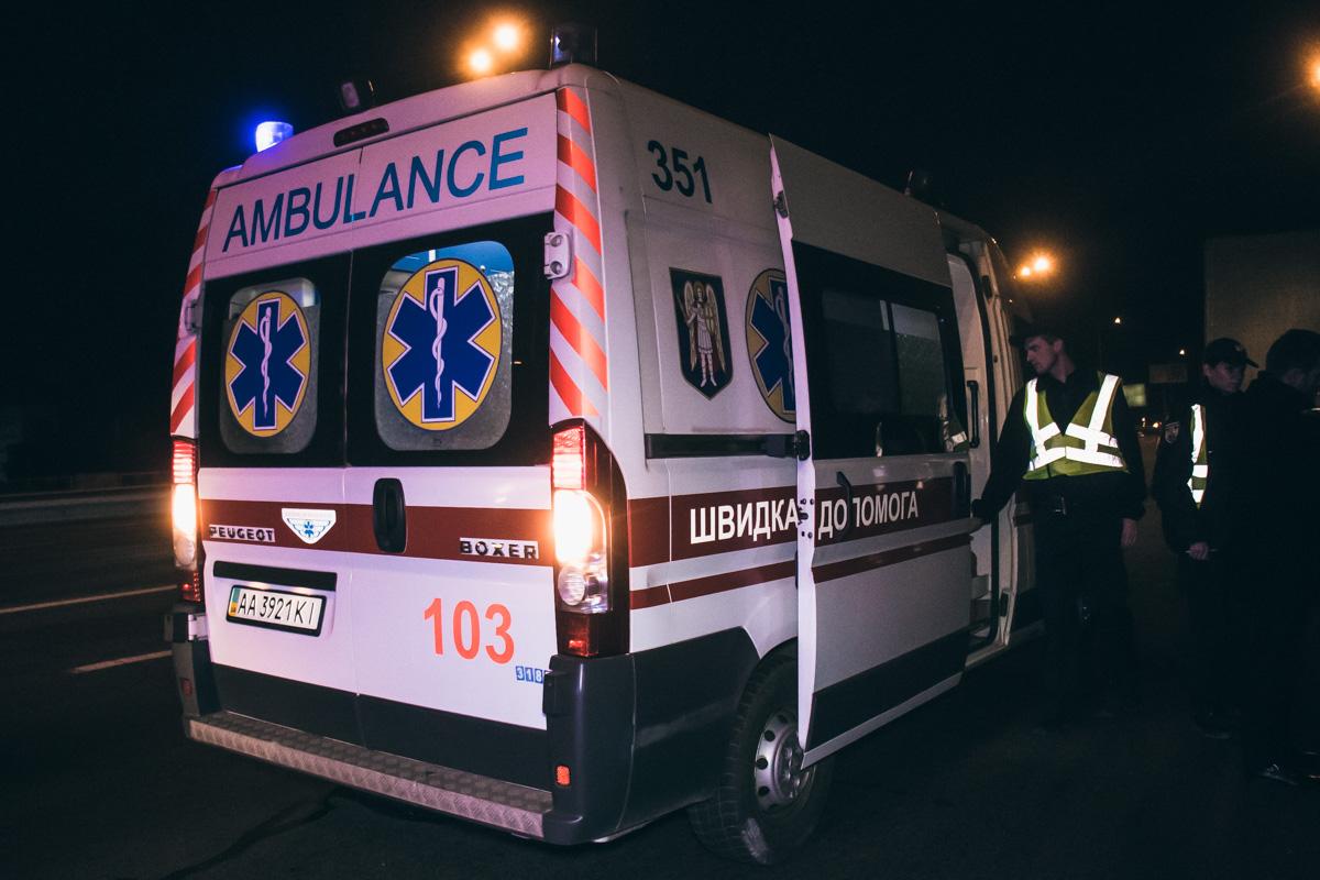 Водитель Toyota был госпитализирован в больницу, однако травмы его незначительны