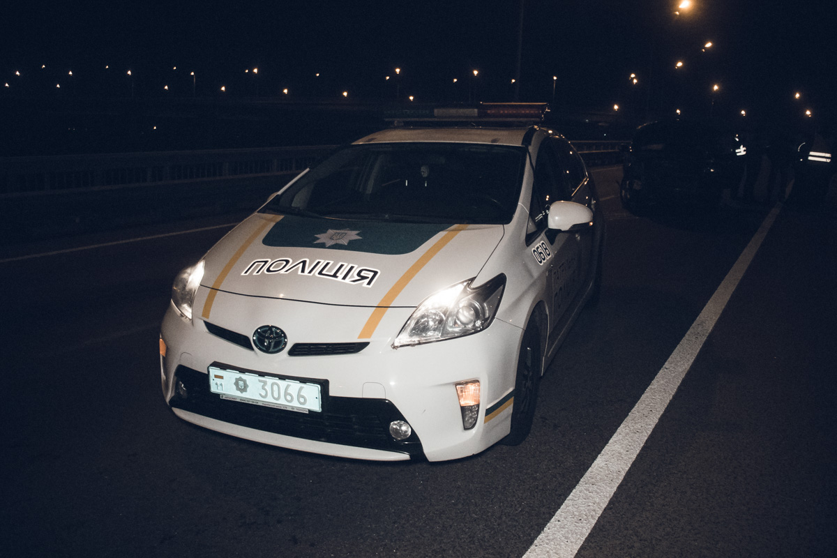 В результате аварии пострадал пассажир автомобиля. Подробности ДТП выясняются