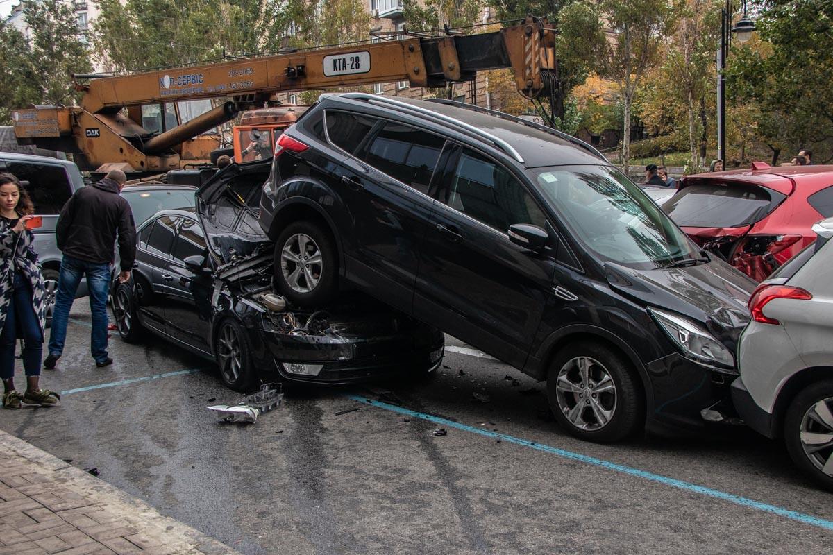 Subaru вошла под Ford