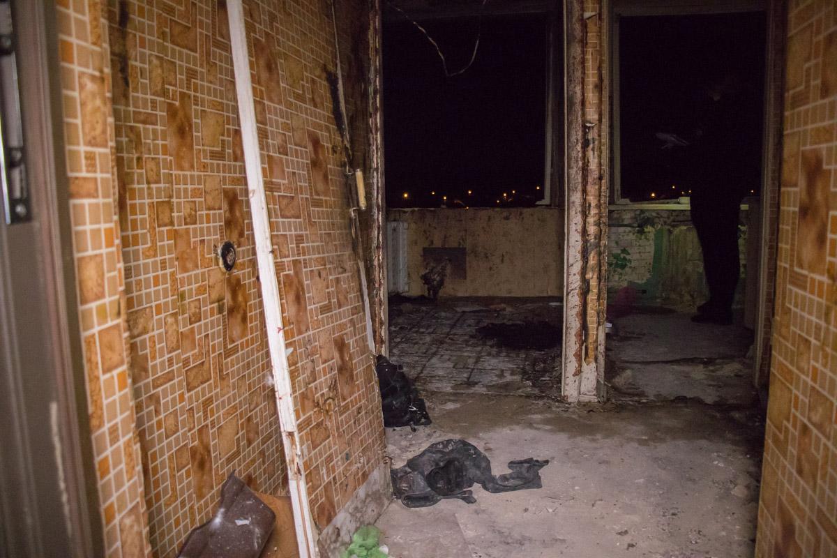 Правоохранители уверили жильцов, что опасность миновала