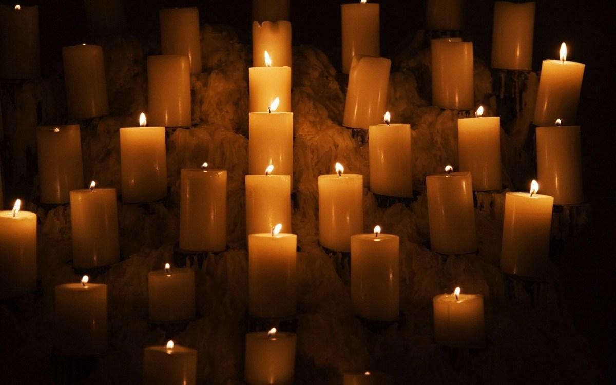Во время мероприятия зажгут свечи в память о погибших героях