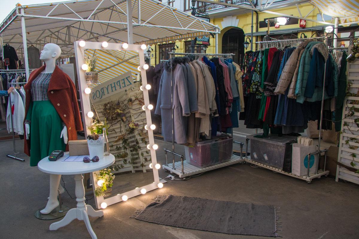 В Киеве стартовал фестиваль украинских брендов