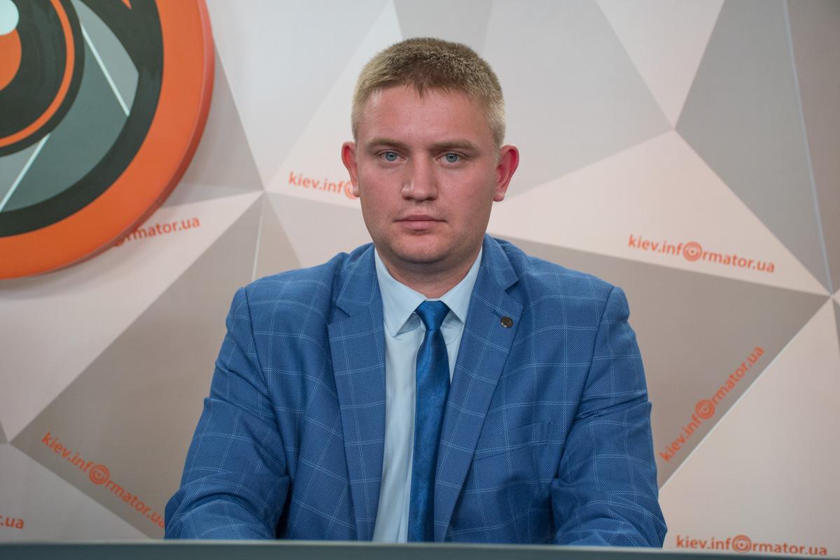 """Руководитель проекта """"По возмещению вреда причиненного в ДТП"""" Иван Ременец"""
