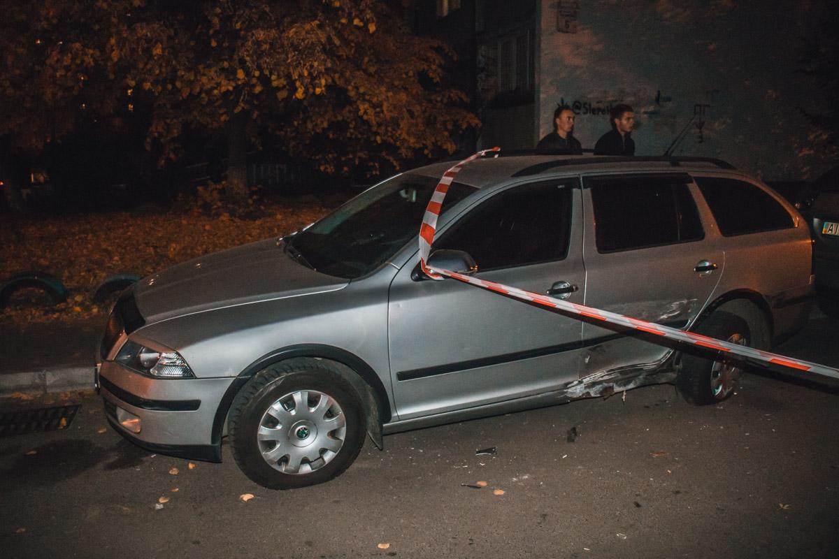 Правоохранители проверили его на драгере - прибор показал 1,41 промилле алкоголя в крови