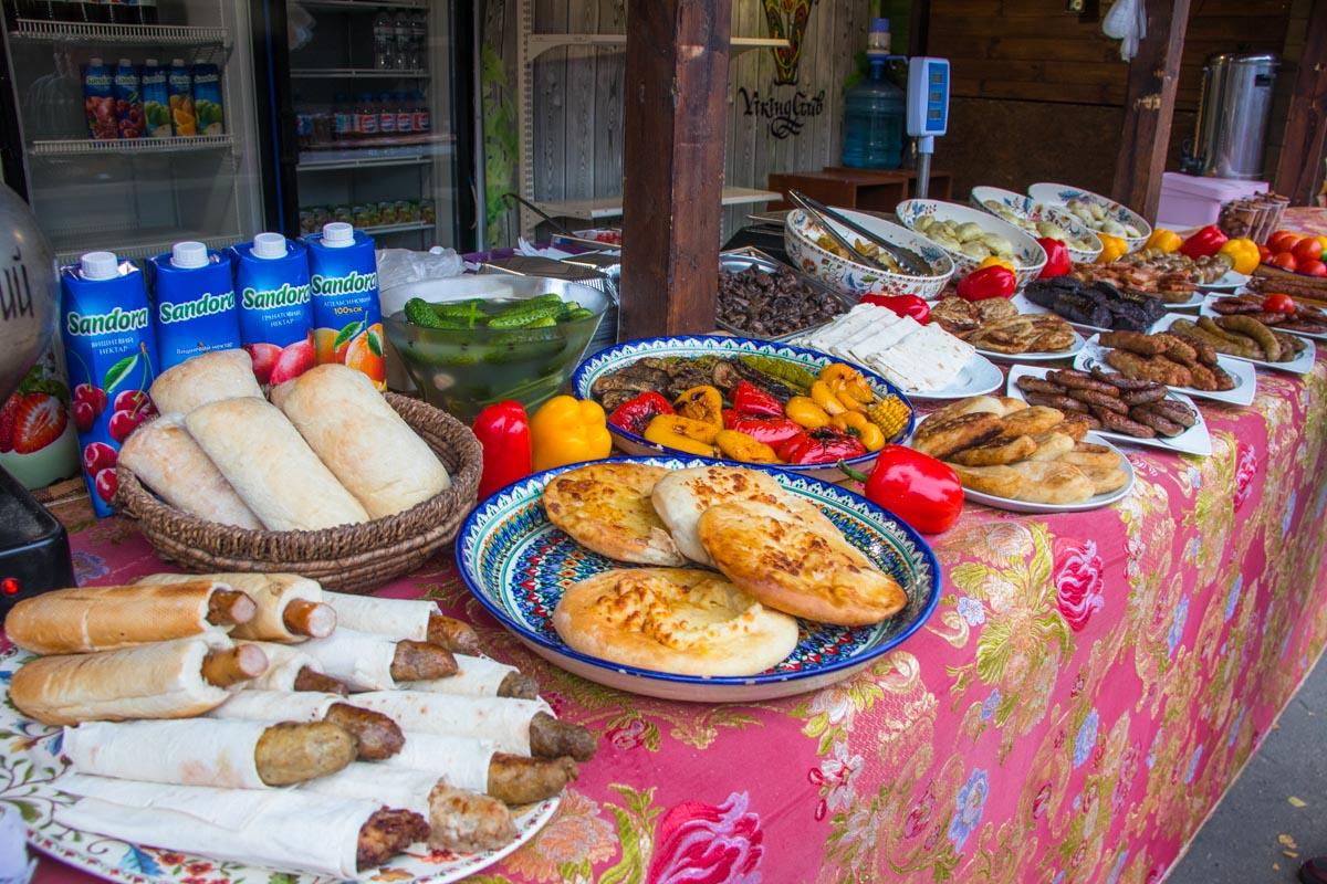 Вкусняшки из украинской национальной кухни