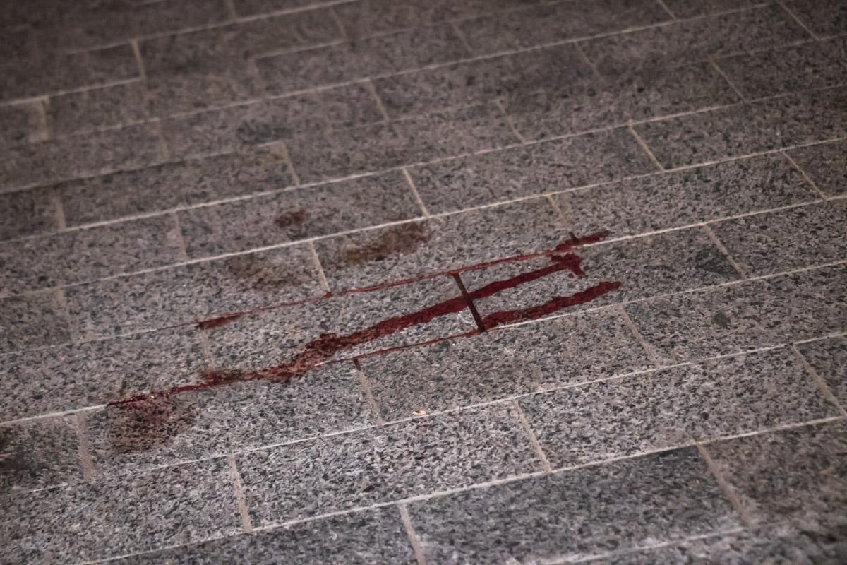 В ходе перестрелки грабители ранили одного полицейского